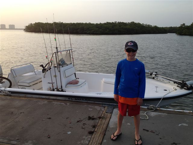 Fort myers beach charter fishing guide captain bill curtis for Fishing charter fort myers beach fl
